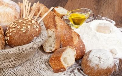 Nutritional properties of flour