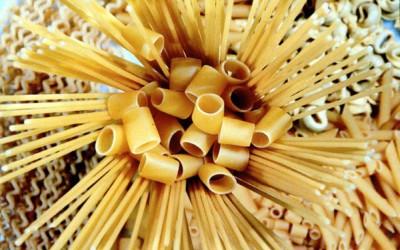 Traditional Gragnano pasta