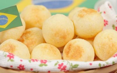 Brazilian Pão de queijo