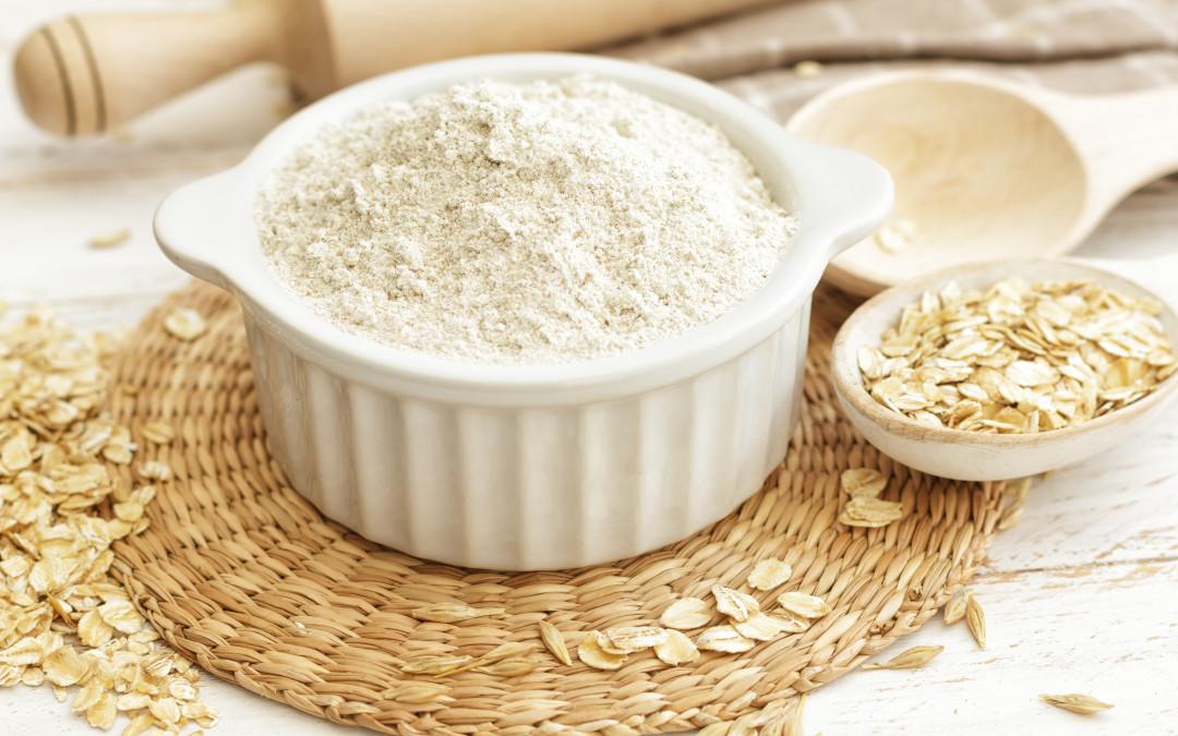 What is oat flour?
